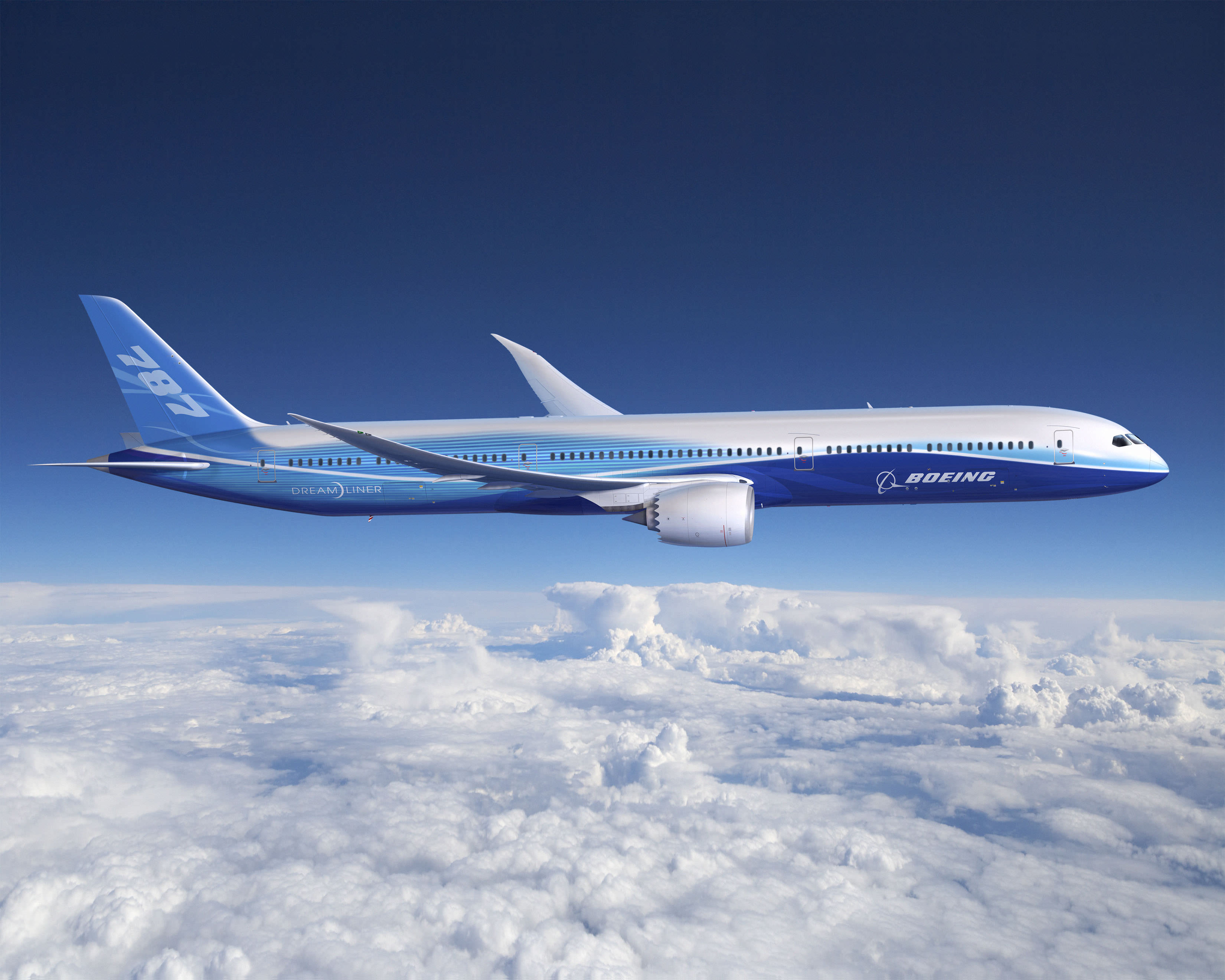 Boeing 787-10 ArtworkK64088