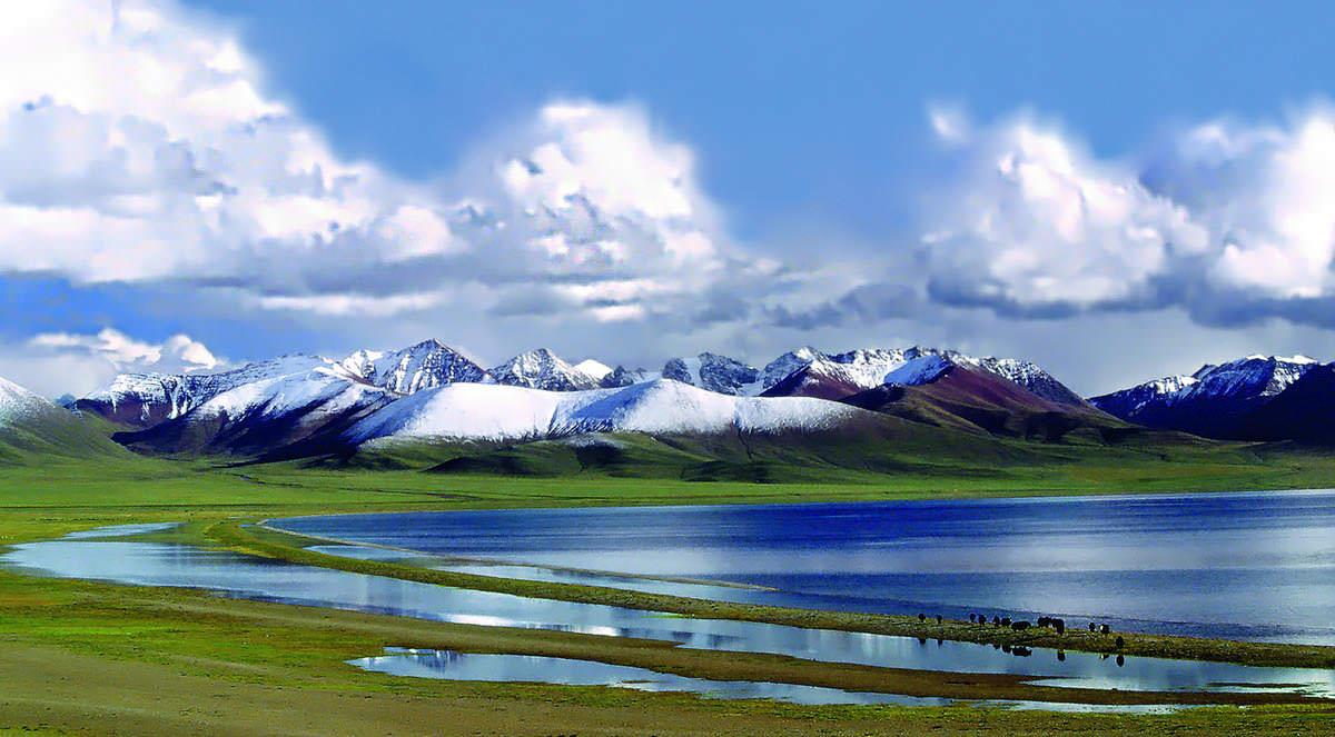 ozero-Namtso-Tibet-Kitay