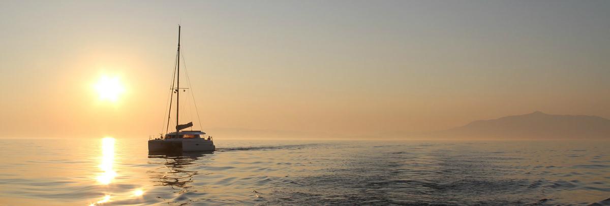 Йога-тур на яхте: Италия