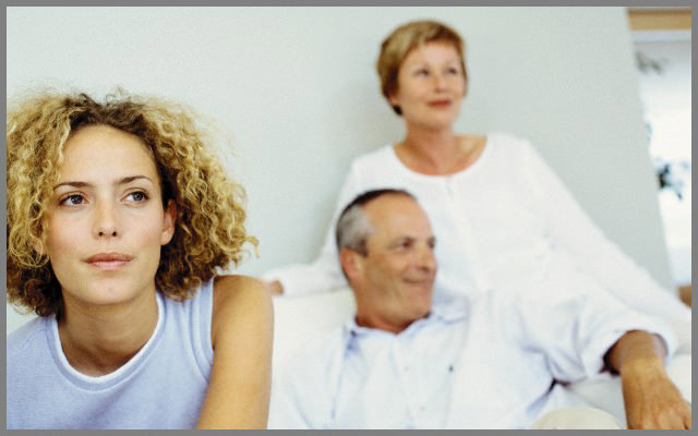Отношения с Родителями. 6 движений любви