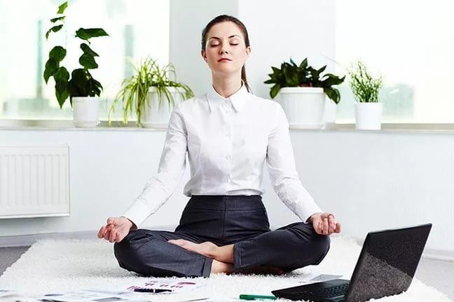 Концентрация внимания в Кундалини йоге