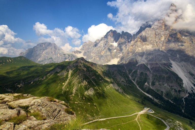 Авторский йога-тур по Альпийским Доломитам